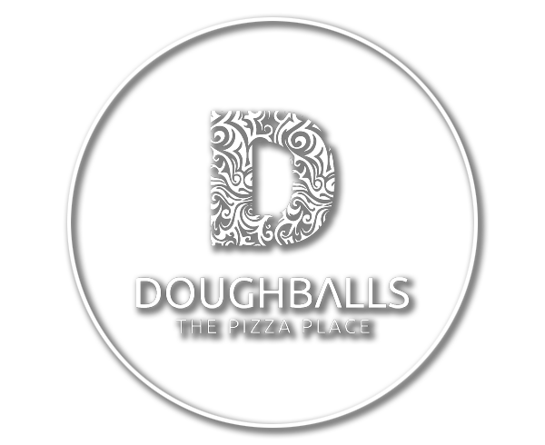 Doughballs Pizza Logo